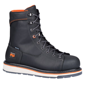 Timberland Pro Gridworks Waterproof Alloy Safety Toe A12EO Men Safety Boots  Black 0a401a6817a