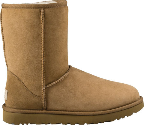 UGG Australia CLASSIC SHORT II 1016223 Chestnut Women's Winter Boot - Coordinator's Shop