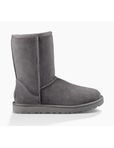 UGG Australia CLASSIC SHORT II 1016223 Grey Women's winter Boots - Boutique du Cordonnier
