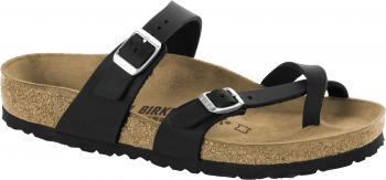 Birkenstock Mayari 1009922 Black Oiled Leather Cuir Largeur Régulière Regular Width