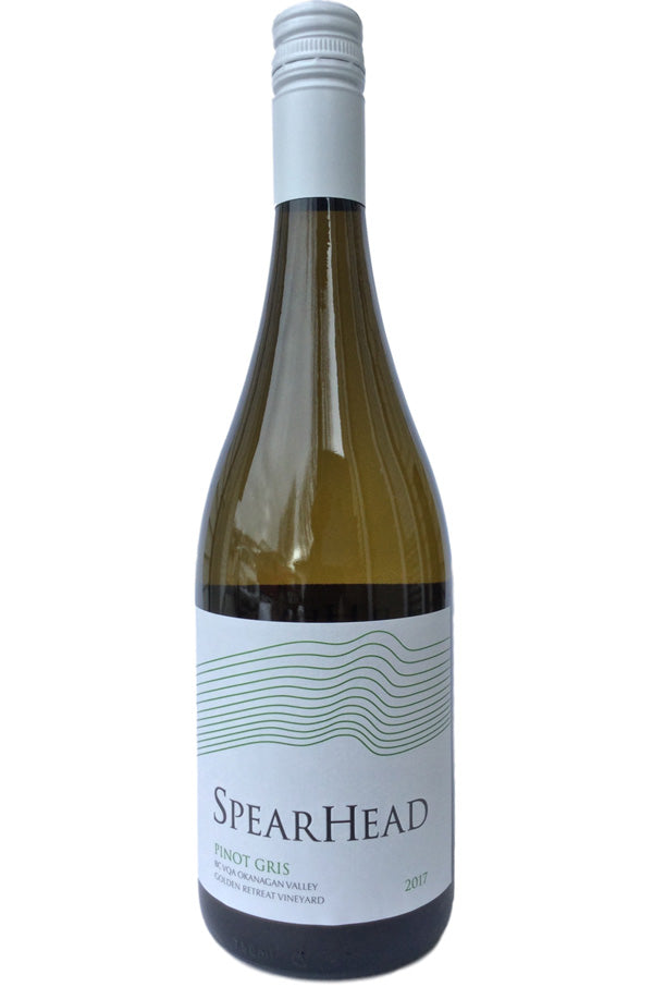 SpearHead Pinot Gris 2017