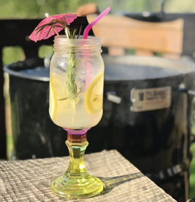 """Summer of Gin"" Cocktail"