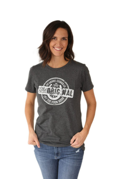 Women's Original Off-the-Hook-Good T-shirt - Pit Barrel Cooker