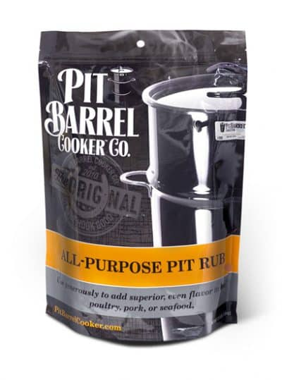 All-Purpose Pit Rub 2.5 lb. Bag - Pit Barrel Cooker