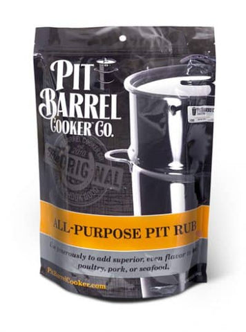 The All Purpose Rub is specially-formulated fora balanced flavor