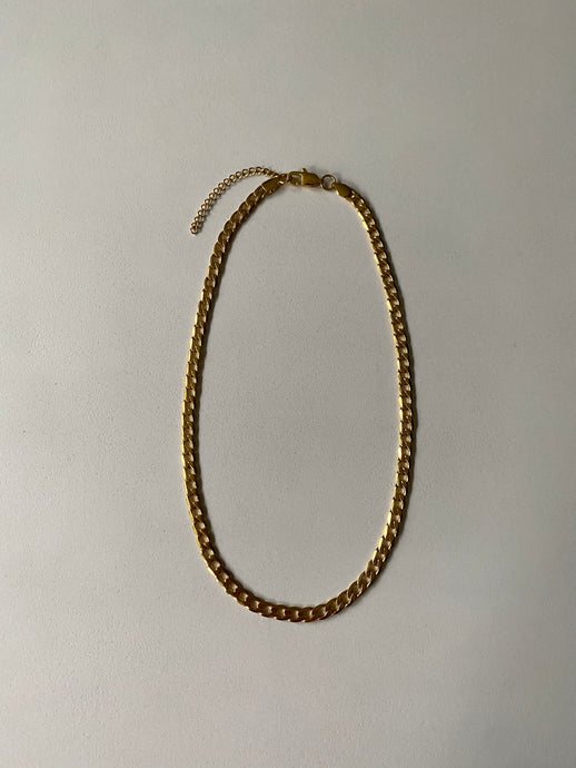 Fine Chain Necklace 5mm