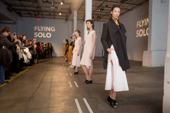 Flying Solo NYFW Presentation