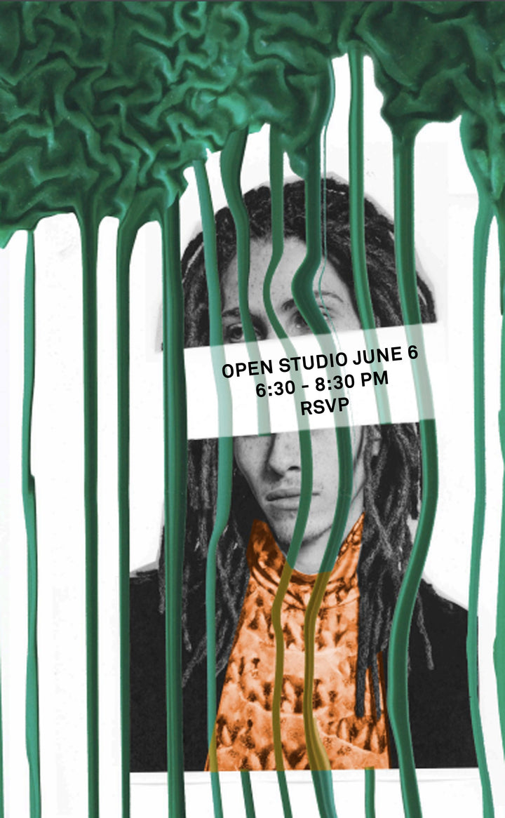 Upcoming Open Studio: June 6th