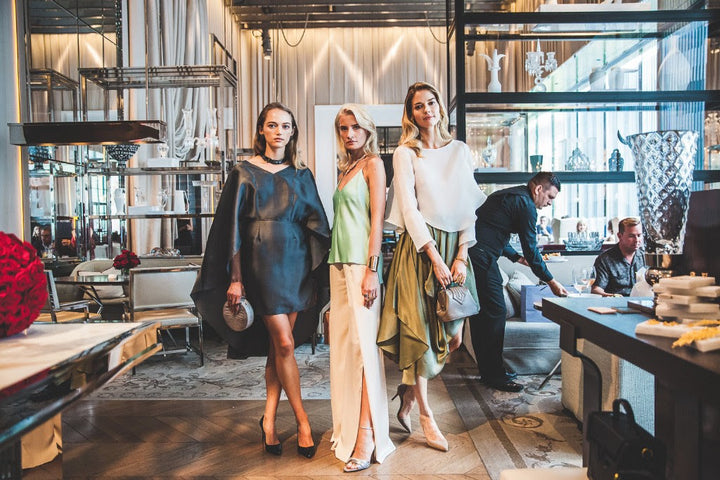 NOT presents at Baccarat Hotel's Summer Fashion Prive Series