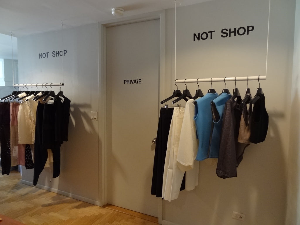 not shop in studio