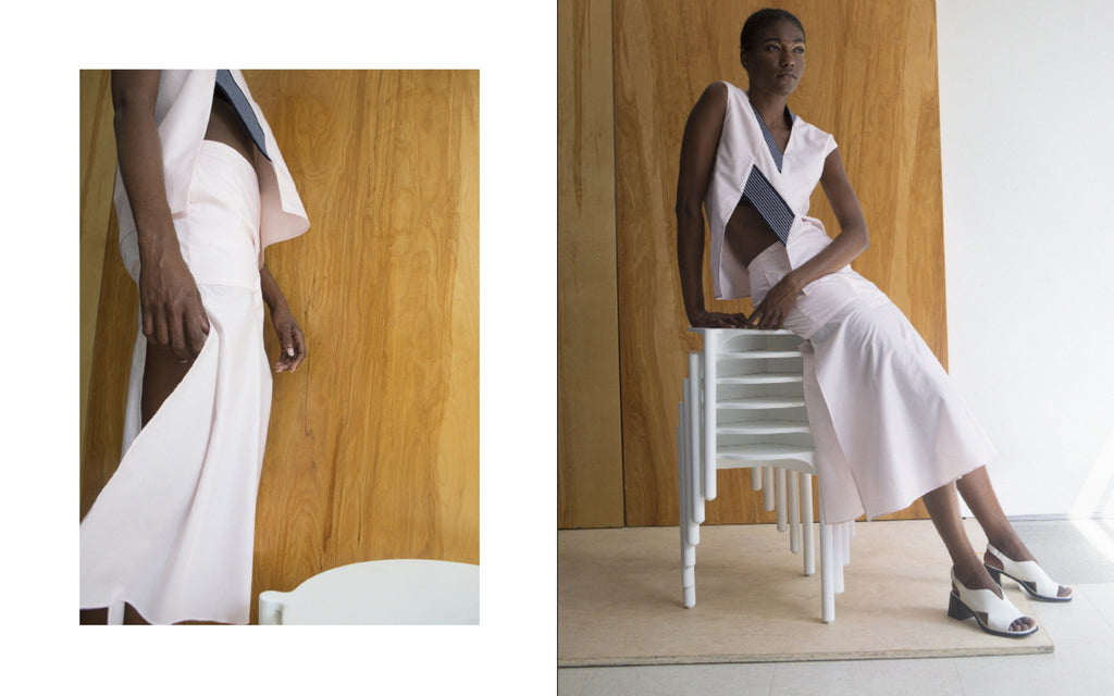 NOT by Jenny Lai SS17 Lookbook