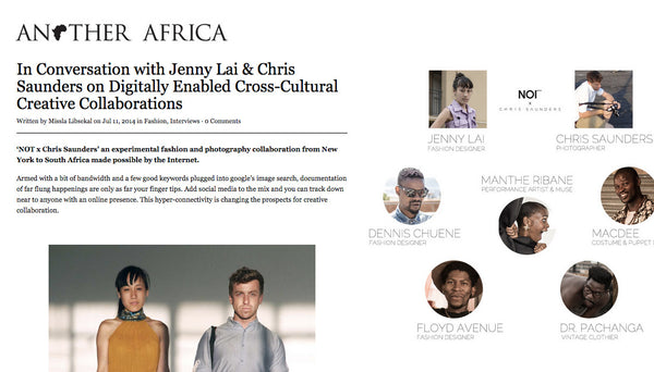 another africa missla libsekal not jenny lai chris saunders