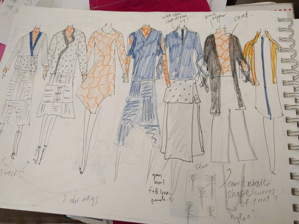 fashion sketches not jenny lai