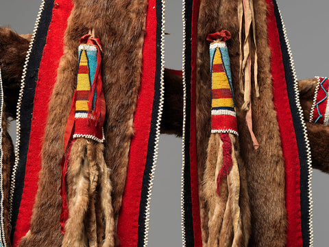 metropolitan museum charles and valerie diker collection native american nez perce