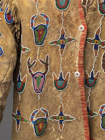 metropolitan museum charles and valerie diker collection native america