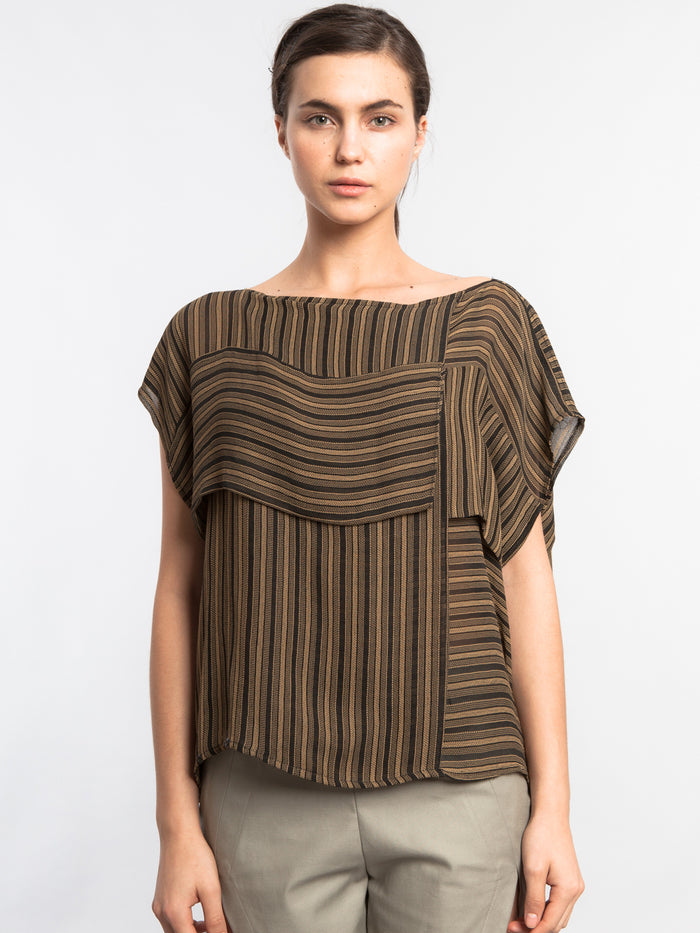 Square Top Stripe