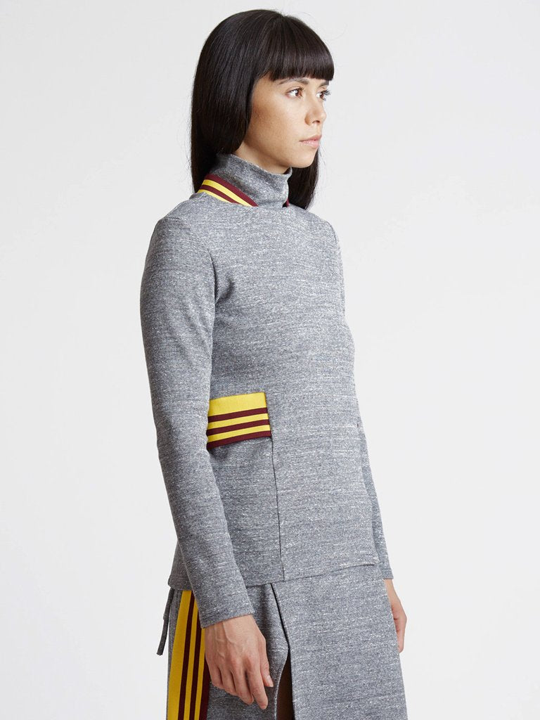 Double Ribbing Turtleneck