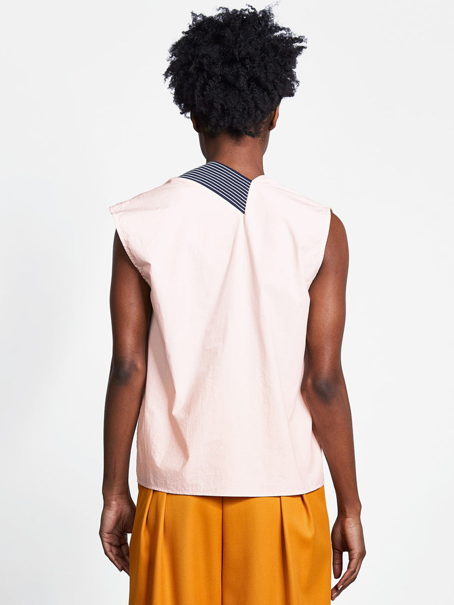 Parallel Neck Top