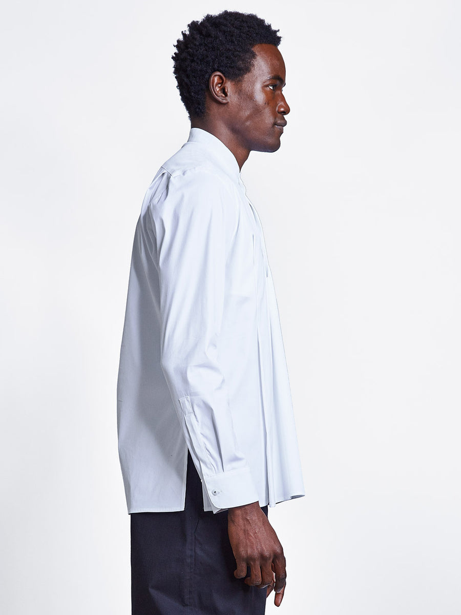 Pleat Pocket Shirt