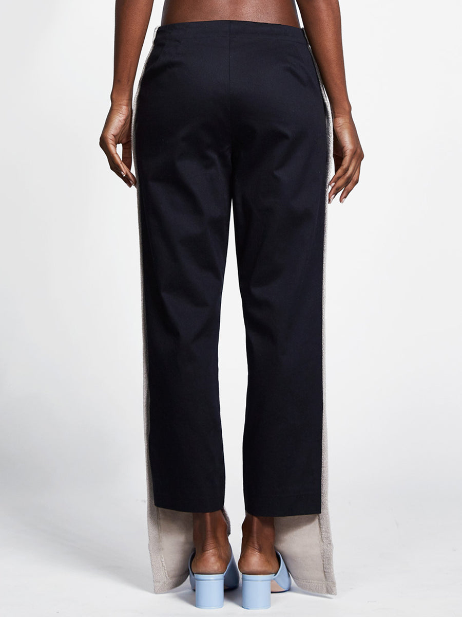 Terry Panel Pant