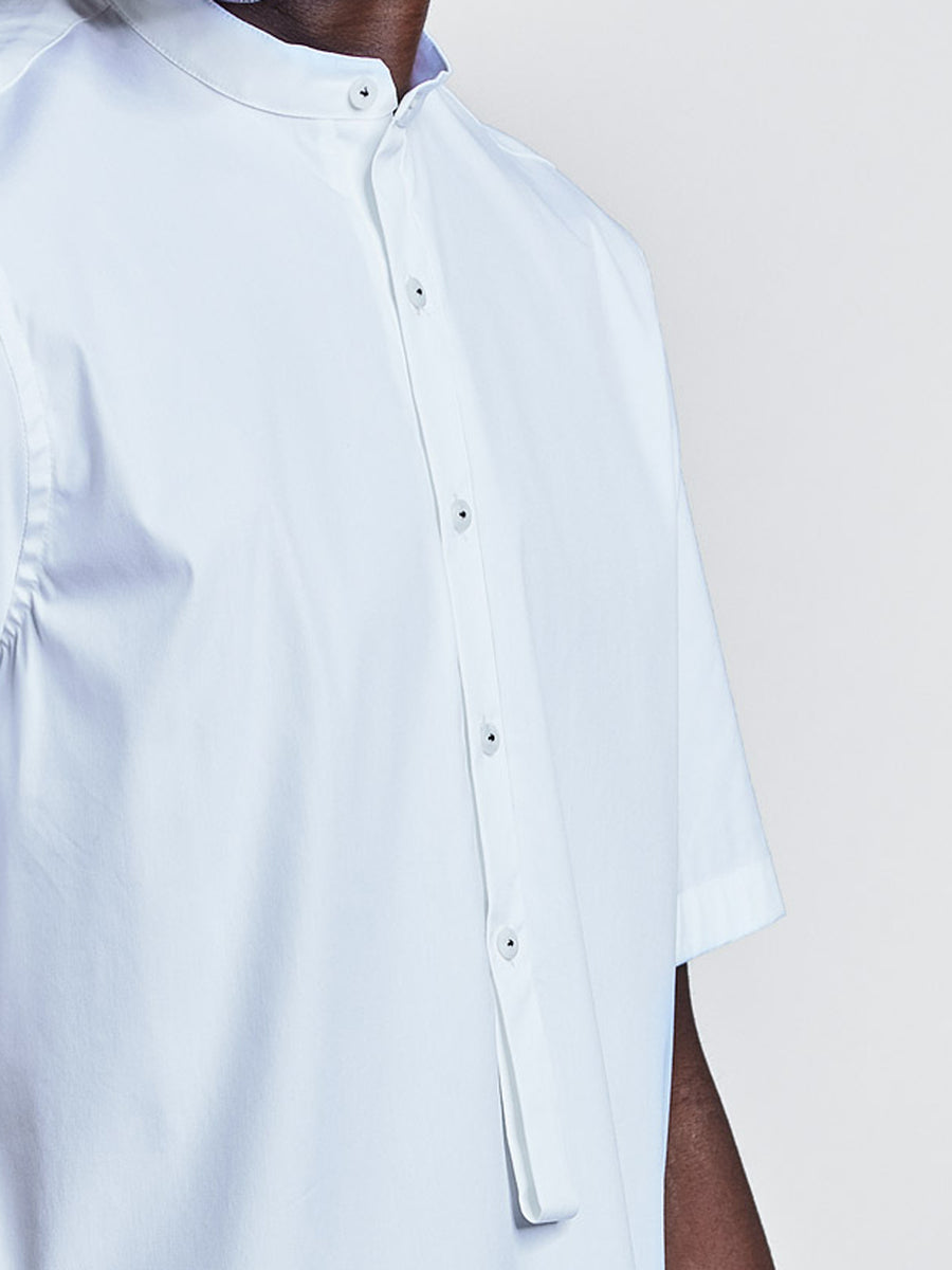 Loop Placket Shirt Long