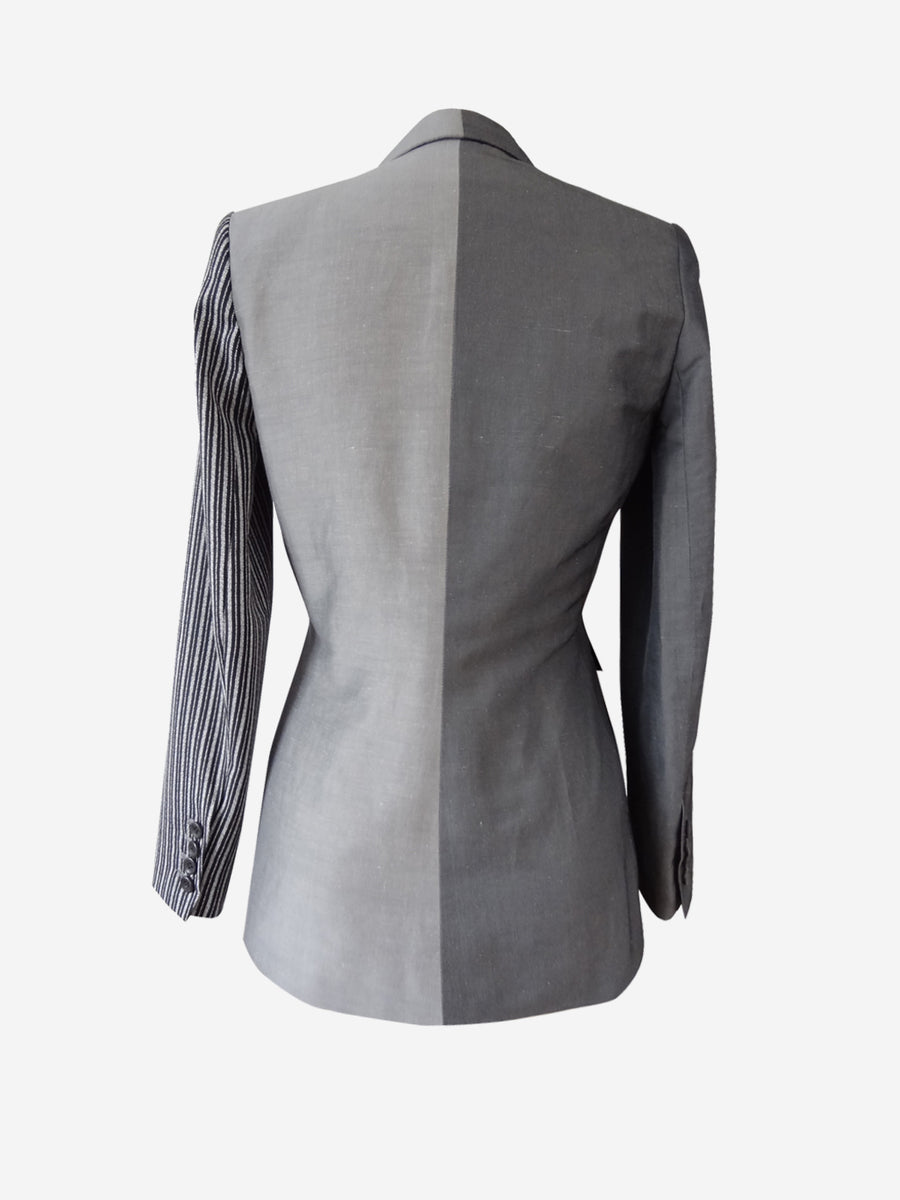 Womens Wrap Blazer Jacket