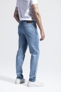 Taper Fit Men's Jean - Vance Wash