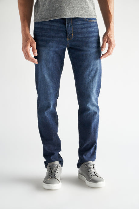 Slim Fit Men's Jean - Warren Wash