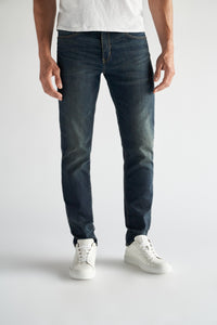 Slim Fit Men's Jean - Moore Wash