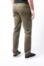 Load image into Gallery viewer, Slim Fit Men's Jean - Mural Olive