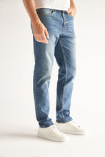 Load image into Gallery viewer, Slim-Straight Fit Men's Jean - Ash Wash