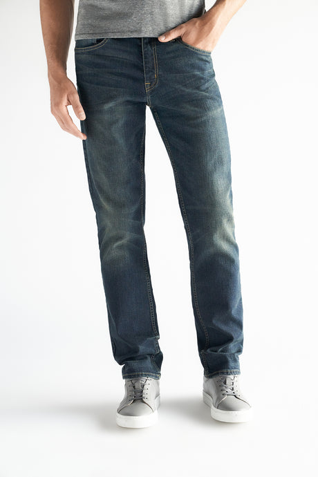 Slim-Straight Fit Men's Jean - Moore Wash