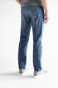 Slim-Straight Fit Men's Jean - Anson Wash