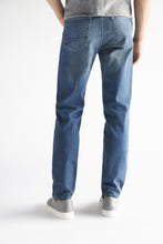 Load image into Gallery viewer, Slim-Straight Fit Men's Jean - Anson Wash