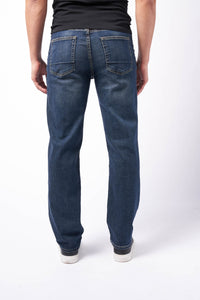 Slim Straight Men's Jean - Burke Wash