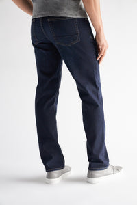 Straight Fit Men's Jean - Lincoln Wash