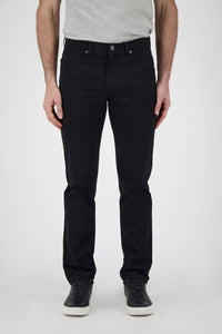 Athletic Fit Men's Jean - Black
