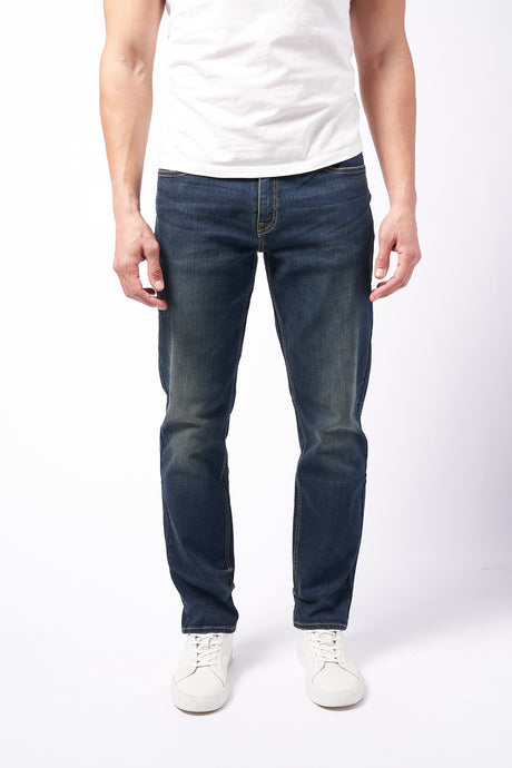 Athletic Fit Men's Jean - Moore Wash