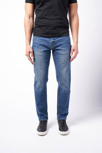 Athletic Fit Men's Jean - Ash