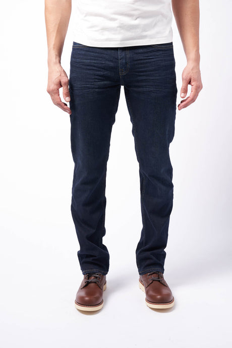 Boot Cut Fit Men's Jean - Lincoln Wash