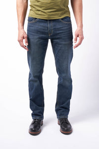 Boot Cut Men's Jean - Burke Wash