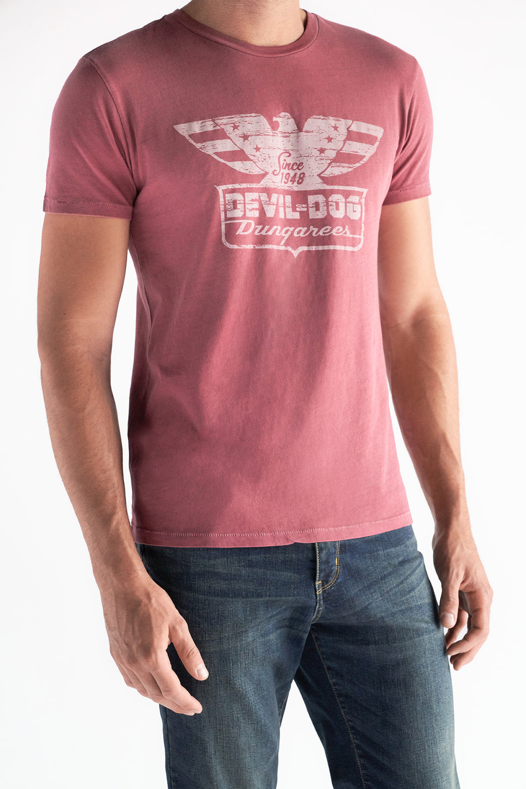 Eagle Tee - Red (DDT103)