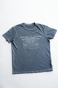 Eagle Tee - Blue (DDT105)