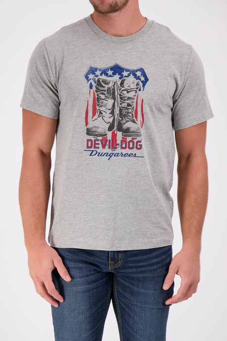 DEVIL-DOG Boots - Tee