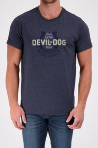 DEVIL-DOG Horseshoe - Tee