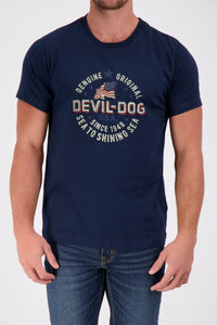 DEVIL-DOG Genuine - Tee