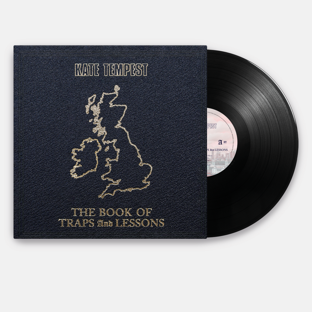 'The Book of Traps & Lessons' LP