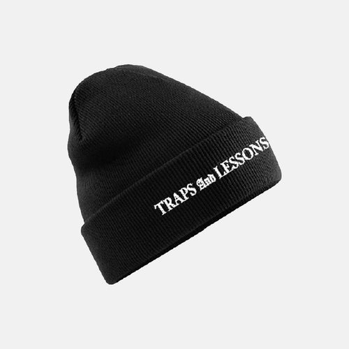 Traps And Lessons Beanie