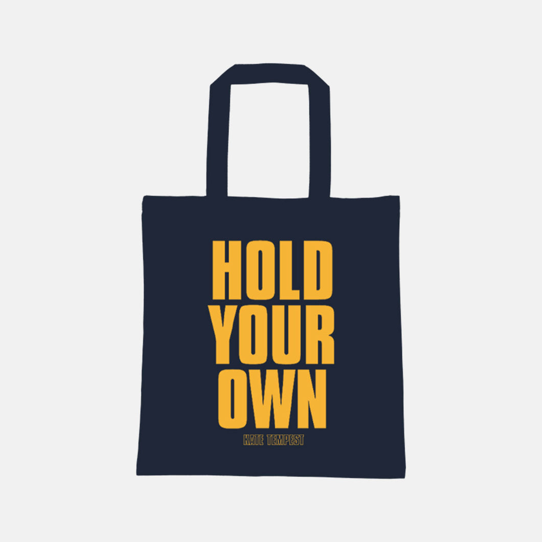 Hold Your Own Tote Bag