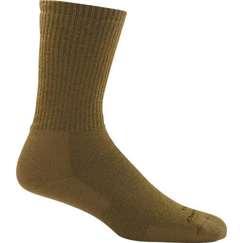 14033 Darntough Tactical Boot Sock - Merino Mid-Calf Extreme Cushion - Extra Cold Weather